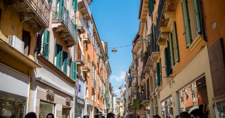 Verona, Itaalia
